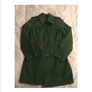 Gallery Trench Coat